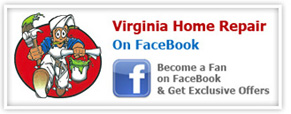 Virginia Home Repair on Facebook
