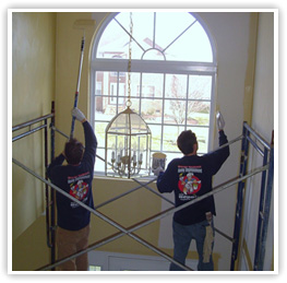 Virginia interior painting contractors, Virginia interior painting services