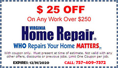 Home Improvement Coupons Virginia Beach