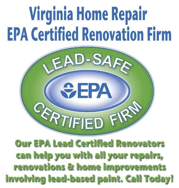 EPA Certified Renovation Firm