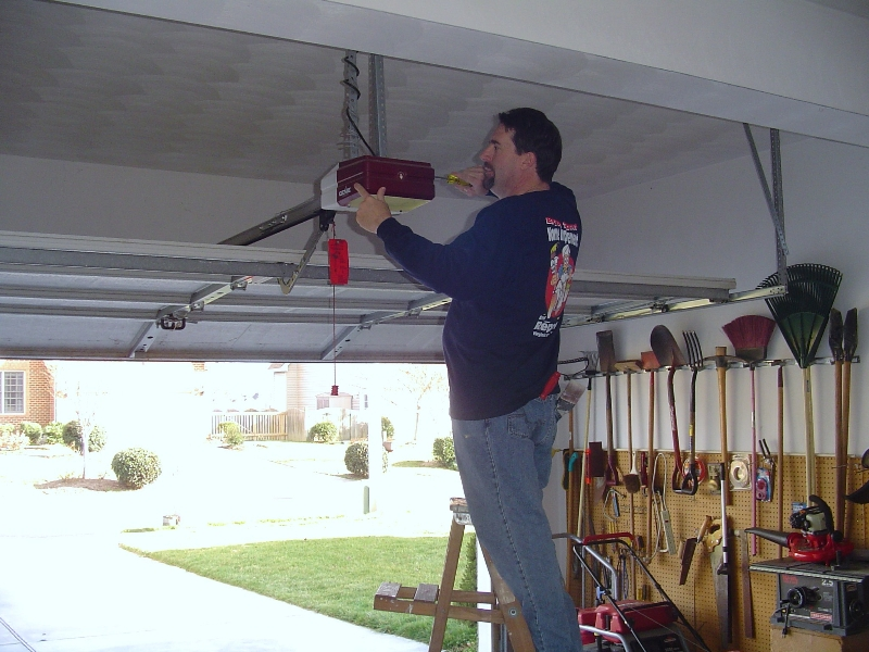Garage Door Installation and Garage Door Repair